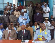 Abdoulaye Wade et ses 'alliés'