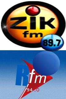 Sondage : Zik Fm en tête des radios, Rfm conteste
