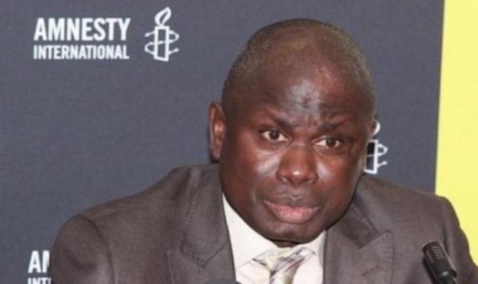 Seydi Gassama: « Au Sénégal, tout prétexte est bon pour réduire au silence ceux qui critiquent Macky SallSall »
