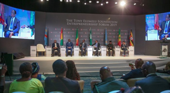 Croissance en Afrique : le président Macky Sall mise sur les jeunes