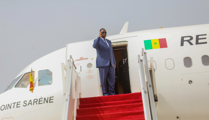 Investiture de Mohamed Ould Cheikh Ghazouani: Macky Sall à Nouakchott demain mercredi