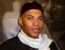 Karim Wade copieusement hué à Thiès - Des jeunes de l'UJTL lui ont empêché de prendre la parole.