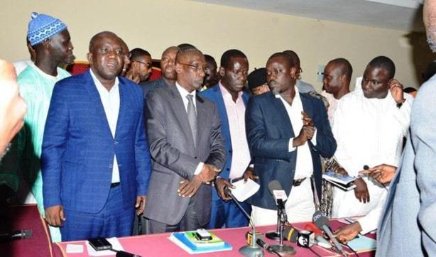 Déclaration sur les cas GUY Marius Sagna et Adama Gaye: Le FRN dénonce et interpelle la presse nationale et internationale