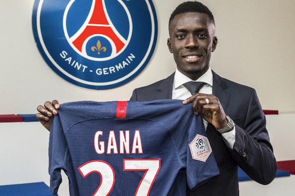 PSG : Gana Guèye touchera plus de 350 millions FCFA par mois