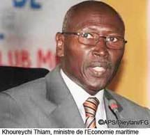 Secteur Maritime au Sénégal : Khoureichy Thiam  décroche 200 bateaux et 3000 embarcations modernes.