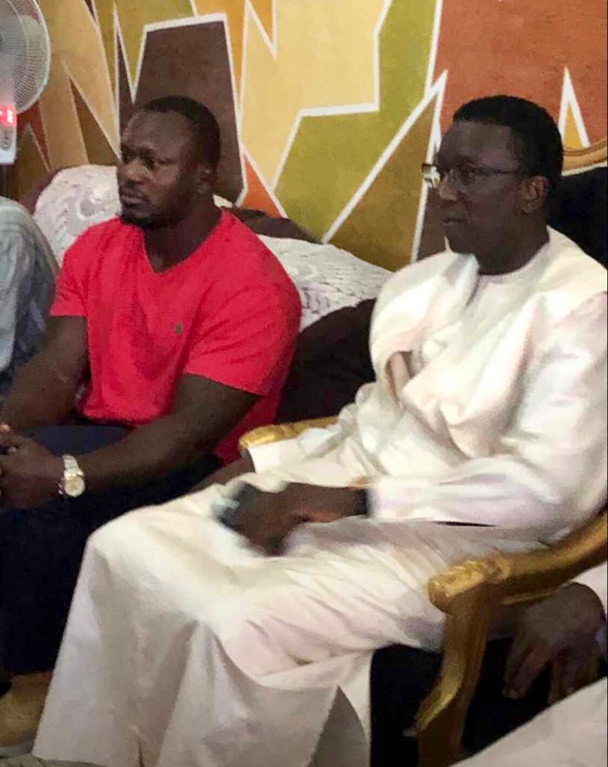 Parcelles Assainies : Amadou Bâ chez Modou Lo, nouveau roi des arènes