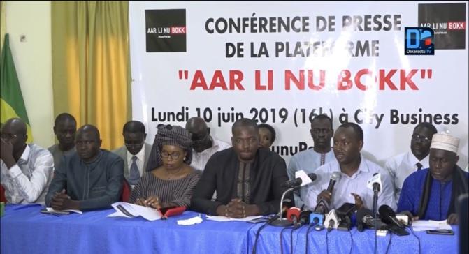 Manifestations de l'opposition: Mamadou Diop Decroix invite Aar Li Nu Bokk à revoir sa stratégie