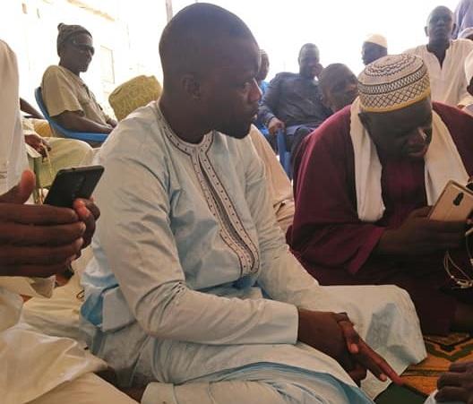 PHOTOS - Rappel à Dieu du père de Nitt Doff : Le geste d' Ousmane Sonko salué par la famille du défunt