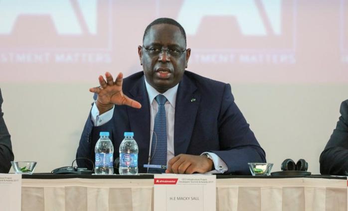 Question de la retraite: Macky plaide pour une réforme