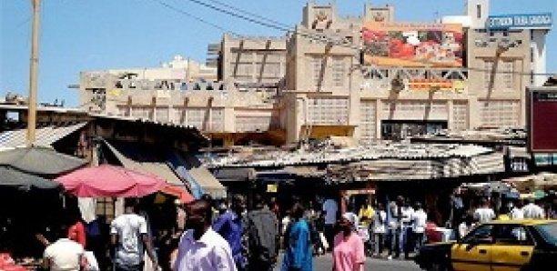 Marché Sandaga: les opérations de déguerpissement commencent samedi