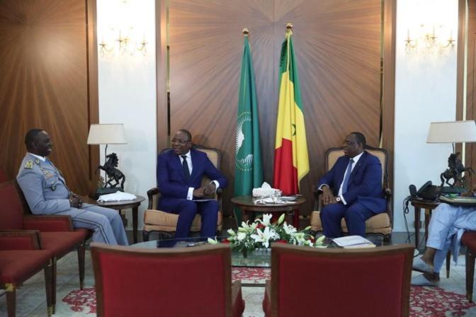 RCA: Mankeur Ndiaye et Balla Keïta sollicitent de Macky Sall, l'envoi de troupes supplémentaires