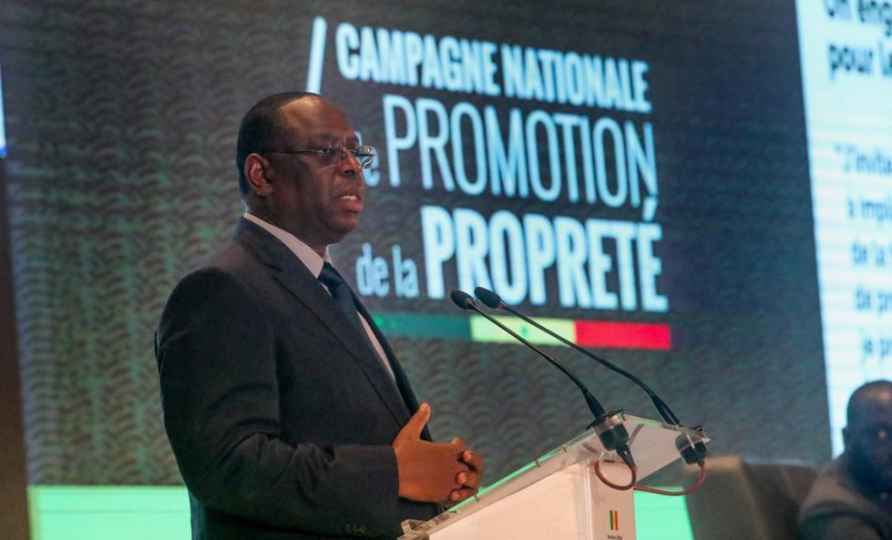 Journée de lancement de la Campagne Nationale de Promotion de la Propreté !