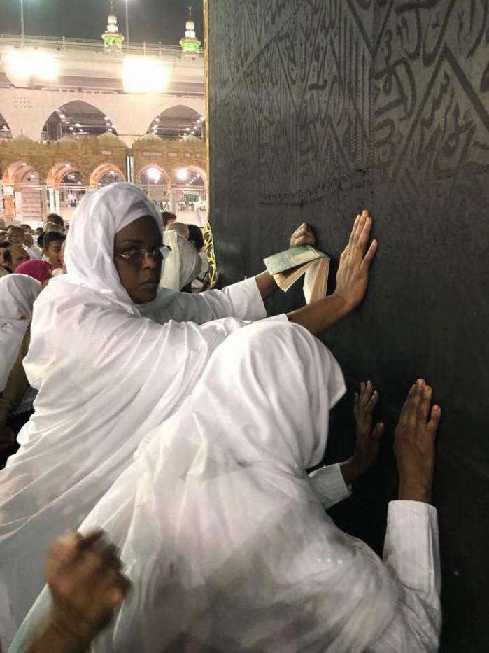 PHOTOS - Les temps forts du pèlerinage à la Mecque de la Première Dame Marième Faye Sall