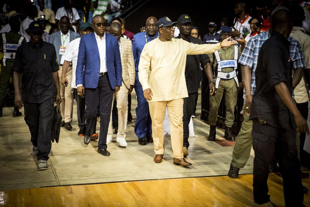 PHOTOS - Dakar Arena: Les clichés du Président Macky Sall en compagnie de sa fille font sensation sur le net