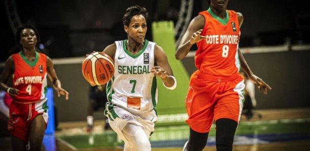 """Afrobasket-2019 - Les """"Lionnes"""" déroulent face aux """"Éléphantes"""""""