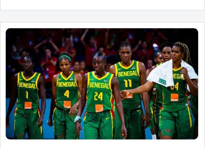 Afrobasket Dames: Cameroun-Nigéria et Egypte-Sénégal au menu de ce mardi