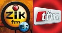 La Guerre entre Tfm et la radio Zik Fm continue