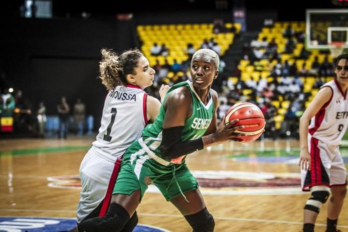 Afrobasket Féminin: le Sénégal écrase l'Egypte (85-47 ) et file en quarts de finale