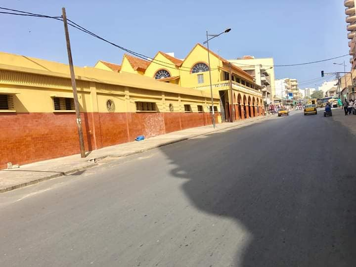 PHOTOS - Tournée dans la capitale de Abdou Karim Fofana au lendemain de la Tabaski