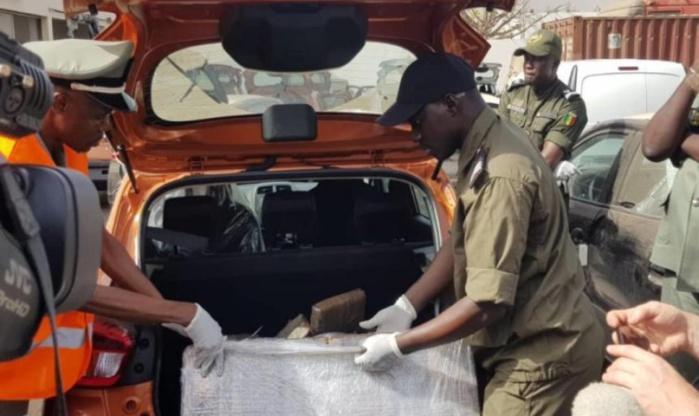 Nouvelle saisie de cocaïne au Port de Dakar: trois suspects arrêtés