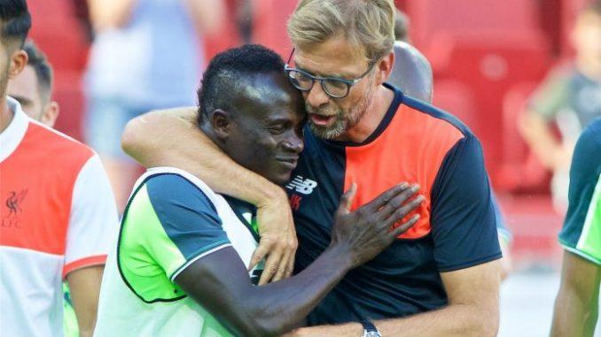 "Jurgen Klopp, coach de Liverpool: ""Sadio Mané mérite de remporter le Ballon d'Or"""