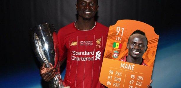 Joueur de l'année UEFA : Sadio Mané zappé