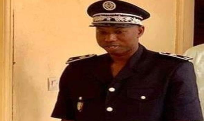 Sanction: Le commissaire Sangaré relevé de ses fonctions