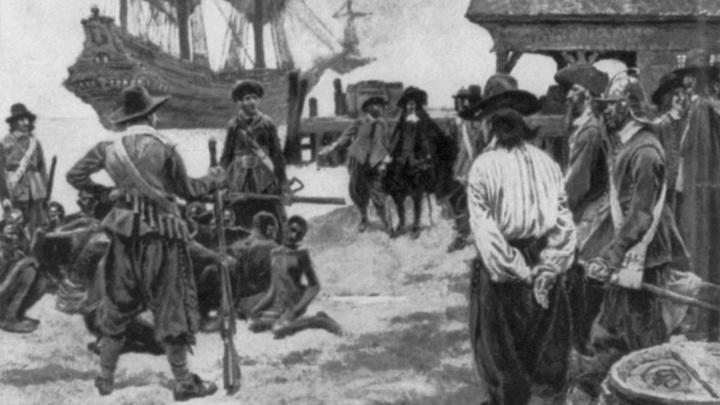 Il y a 400 ans, les premiers esclaves africains arrivaient en Virginie, aux États-Unis