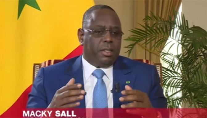 Décès de Jacques Diouf: le Président Macky Sall regrette la perte d'« un collaborateur efficace »