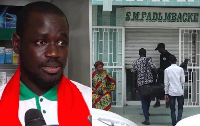 Affaire pharmacie Patte d'Oie : Dr Cheikhouna Gaye dément… persiste et signe