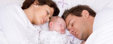 Décès d'un bébé lors d'un cododo : les parents jugés responsables