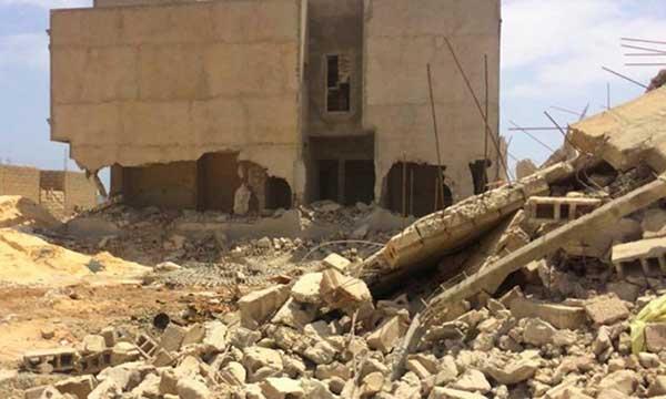 Maisons détruites à Diamniadio: Le collectif accuse Demba Diop Sy et demande l'ouverture d'une enquête parlementaire