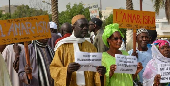 Association Civils et Militaires retraités: Un rassemblement national déjoué par les RG