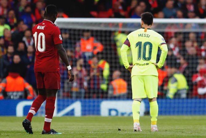 Ballon d'or: Messi confirme Sadio Mané
