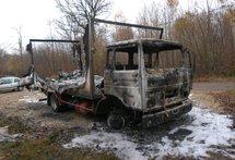 Casamance: Un camion incendié à Baila
