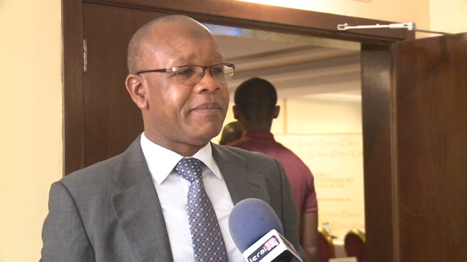 """Mr Aliou Mara, Administrateur-Délégué à APIX: """"Ne soyez pas surpris si vous voyez des vestes ou des chaussures Lacoste fabriquées au Sénégal..."""""""