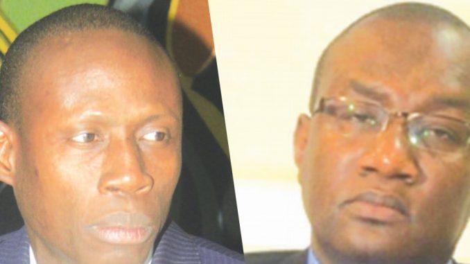 GUEGUERRE ENTRE MAXIME, OMAR SAMBA BA ET AWA NDIAYE: Règlement de comptes au Palais