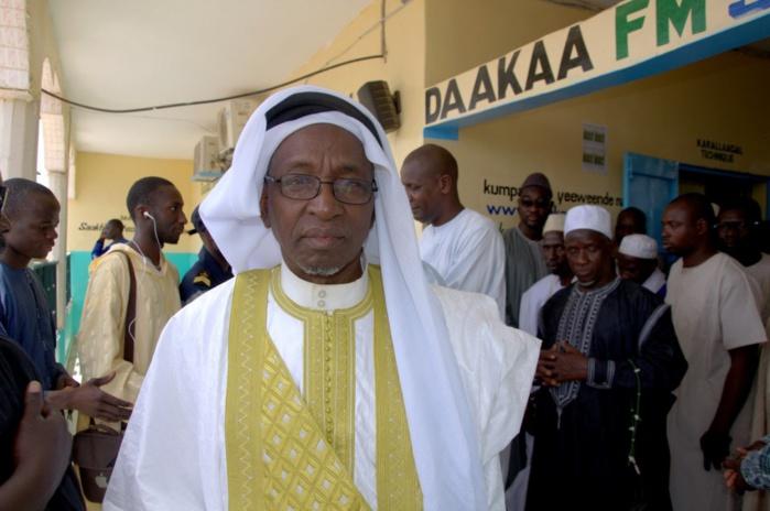 Nécrologie: Décès à la Mecque du frère du Khalife de Médina  Gounass