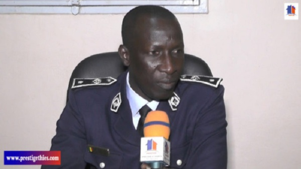 Révélation: Le commissaire Mamadou Tendeng s'était opposé à la nomination de El Capo comme...