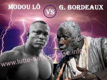 Ablaye Mbengue, agent de Gris Bordeaux : « Si le combat a tardé, c'est à cause de Modou Lô »