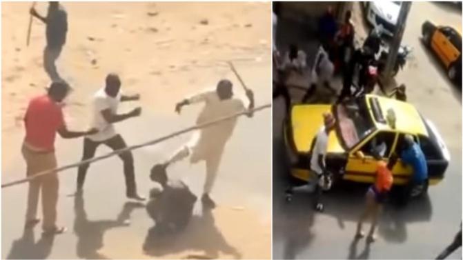 Pont de Hann: Des agresseurs lourdement armés attaquent des automobilistes et blessent un policier