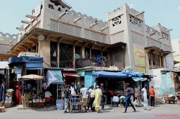 Fermeture du marché Sandaga: Les commercants rejettent toujours la décision des autorités