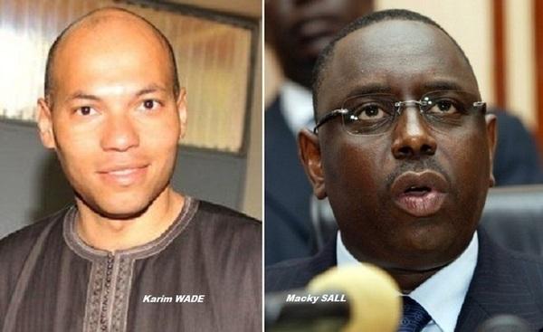 Qu'est-ce qui se prépare entre Macky Sall et Karim Wade ?