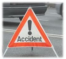 (Dernière minute) Sur la Vdn, un camion rempli de ciment perd les freins et atterrit sur un taxi