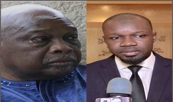 Décès d'Amath Dansokho:  la réaction de Ousmane Sonko