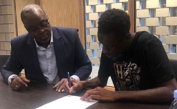 Officiel: Ousseynou Cavin Diagne signe à Club Bruges grâce à Krépin Diatta