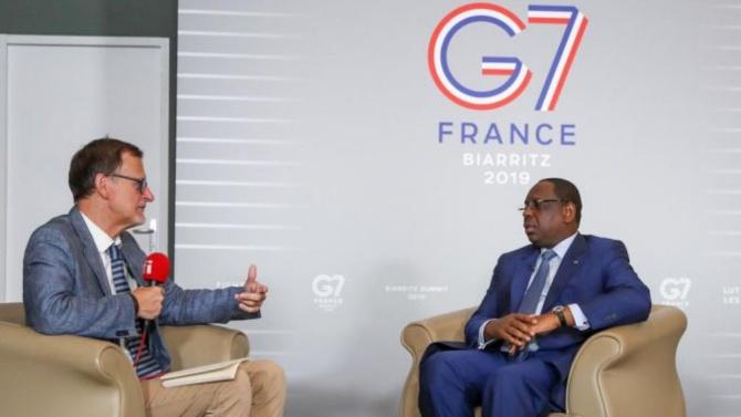 Sommet G7: Macky Sall « je gracierai Khalifa Sall ,le jour où…»