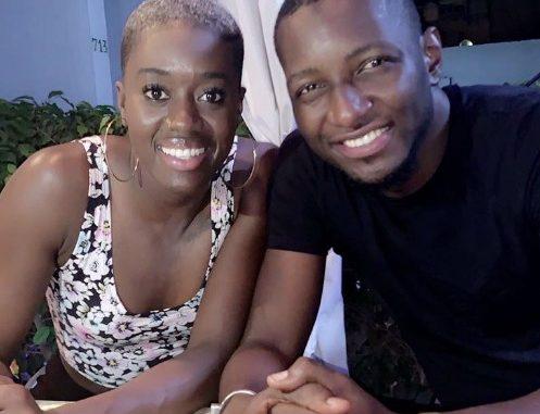 PHOTOS - Admow ,  en toute complicité avec la perle Yacine Diop