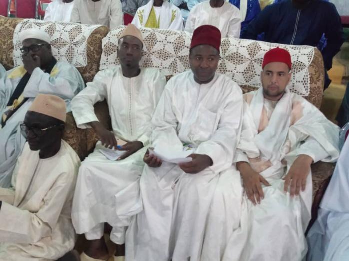 Kaolack: La fédération des talibés de Serigne Maodo Sy Dabakh bénit Mouhameth Ndiaye