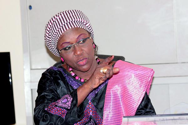 Prison de Rebeuss : Amsatou Sow Sidibé rend visite à Khalifa Sall et Adama Gaye et exige leur libération